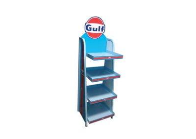 Zähleranzeige - Bücherregal