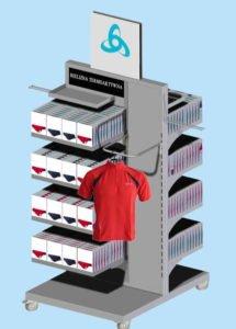 produkcja półek sklepowych