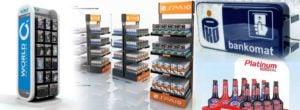 Polski producent półek sklepowych