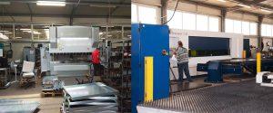 projektowanie stojaków metalu