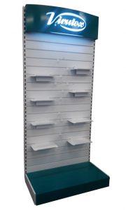 System paneli sklepowych